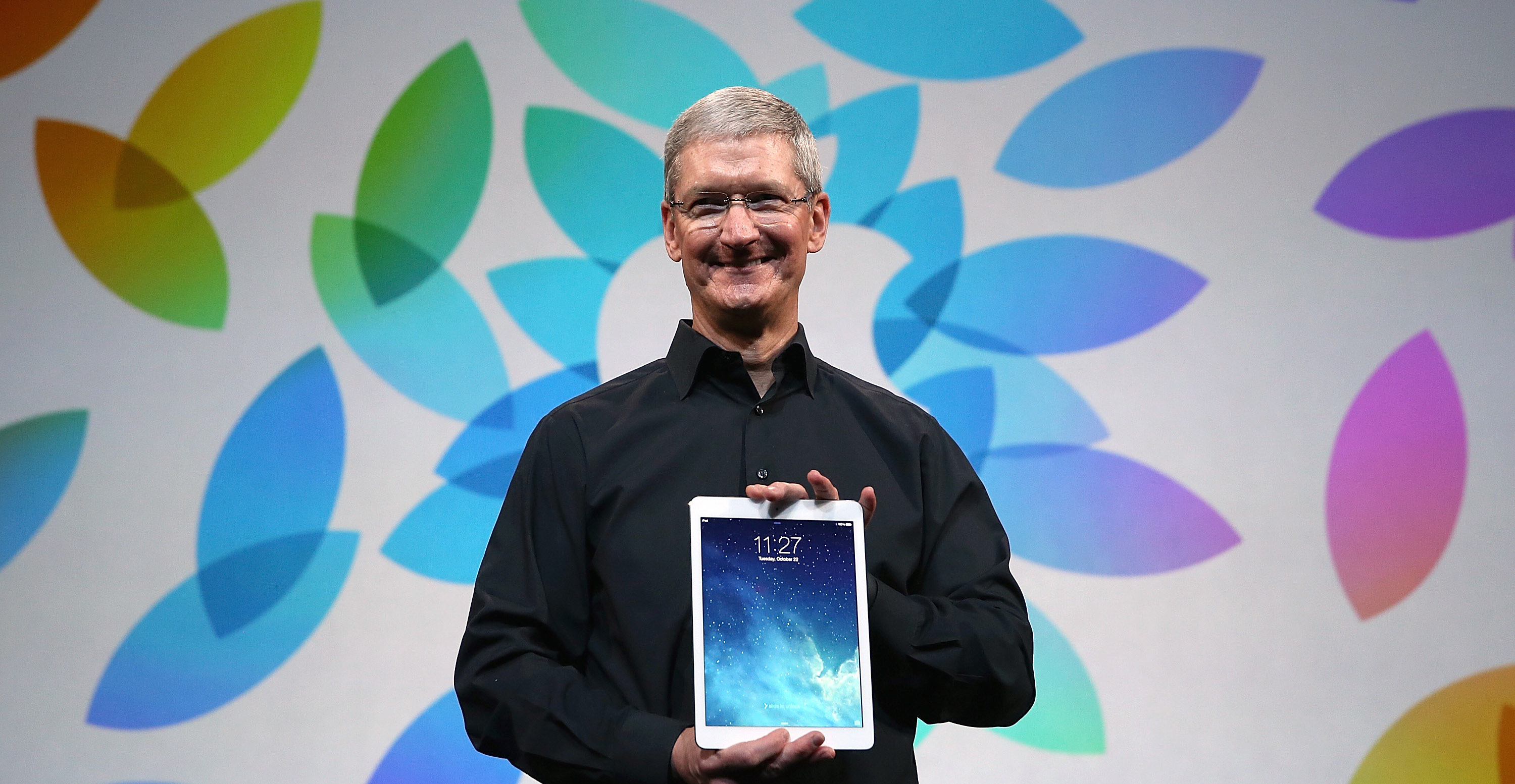 Tim Cook: Apple 'Changes the World' Through its Products