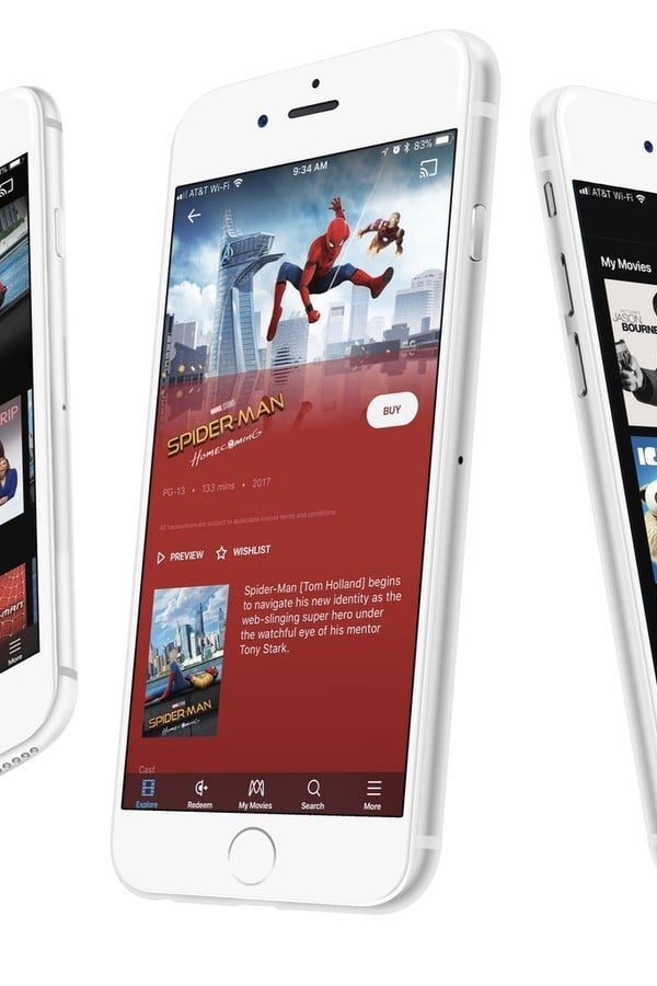Movies Anywhere by Disney Brings All of Your Movies to One Place