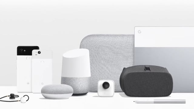 Google Unveils New Smart Speakers, Pixel 2 and More