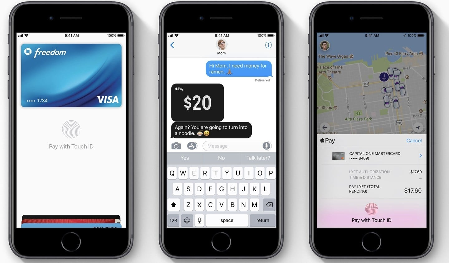 Apple Pay goes live in Denmark, Finland, Sweden and the UAE