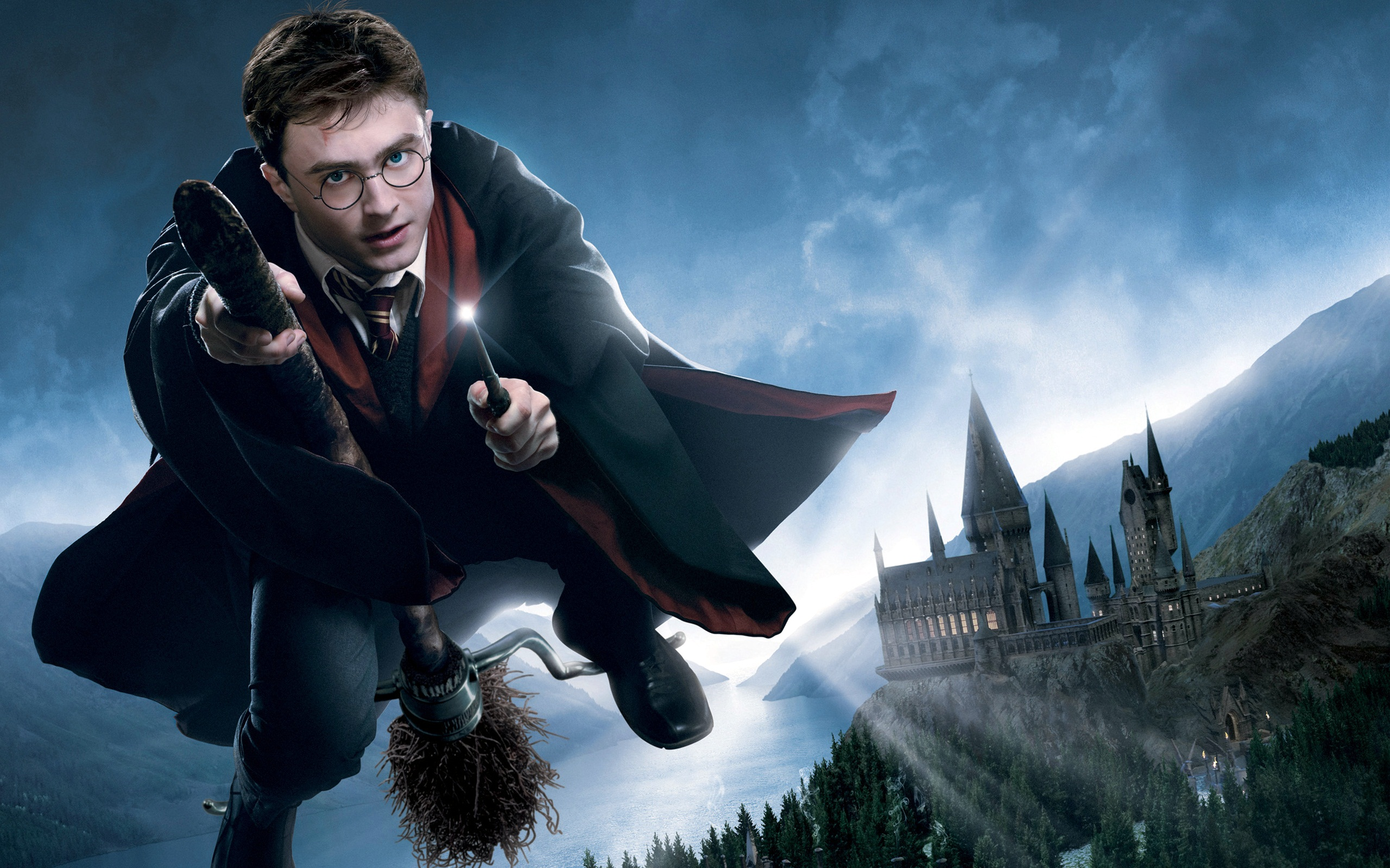 Niantic Will Follow-Up Pokémon Go with Harry Potter: Wizards Unite in 2018