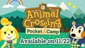 Nintendo's Animal Crossing: Pocket Camp iOS Game Arrives This Week