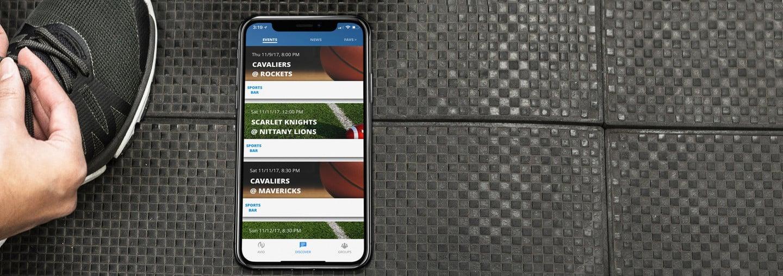 Avid Sports Chat