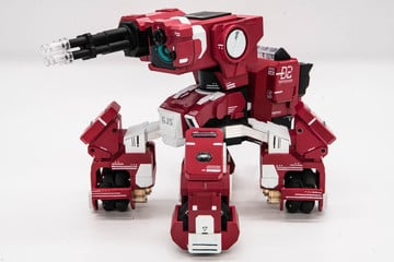 The GEIO FPS Battle Robot Features Visual Recognition Technology