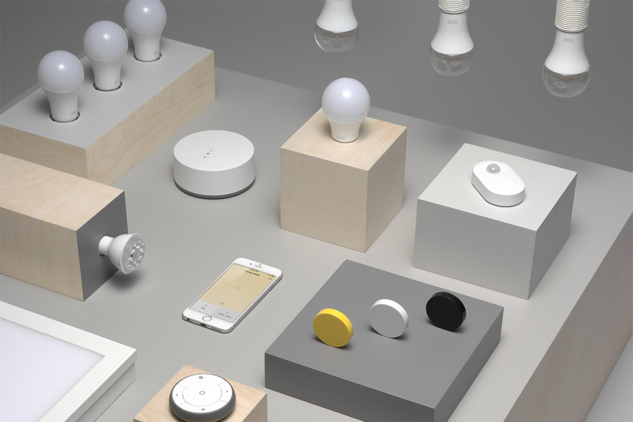 IKEA Finally Adds Apple HomeKit Support to Trådfri Smart Lights