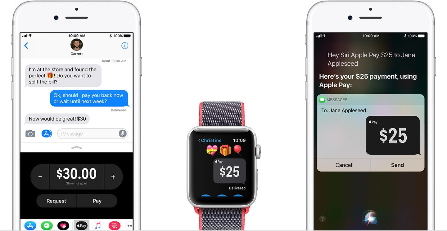 Apple Pay Cash service launches in US