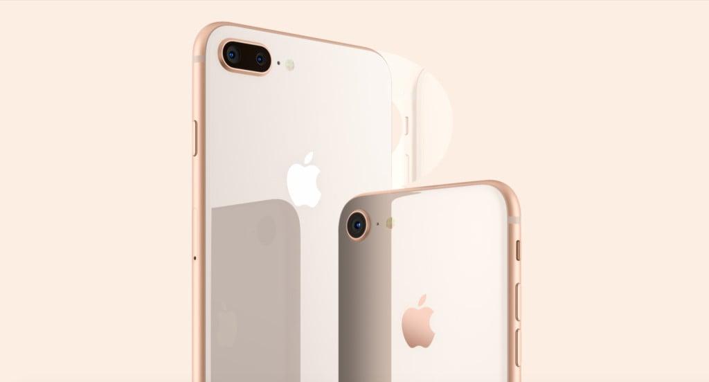 iPhone 8 shipments