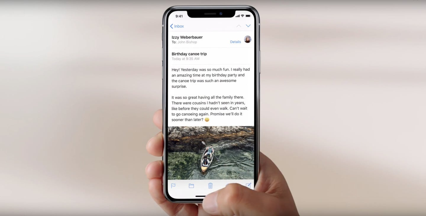 iPhone X Guided Tour Video