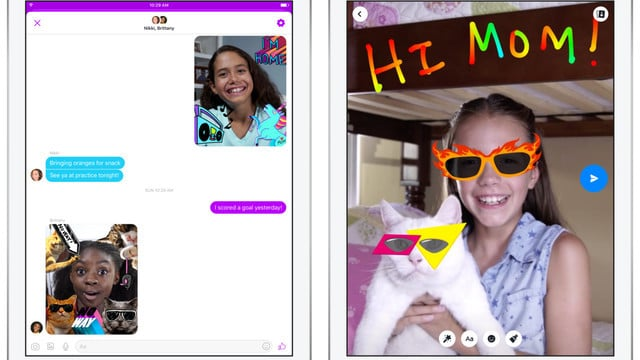With Emphasis on Safety, Facebook Messenger Kids Launches This Week
