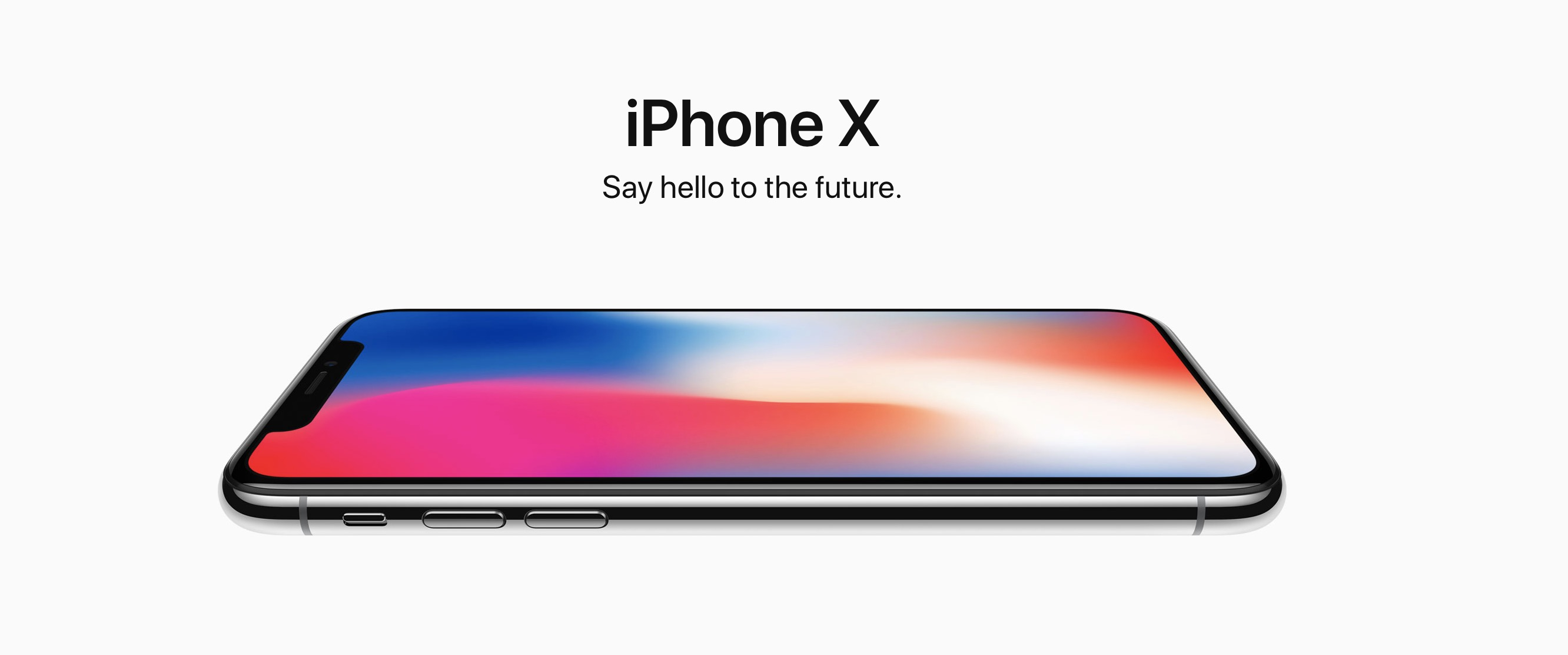 Apple's Now Offering Next Day Delivery on the iPhone X in US, UK