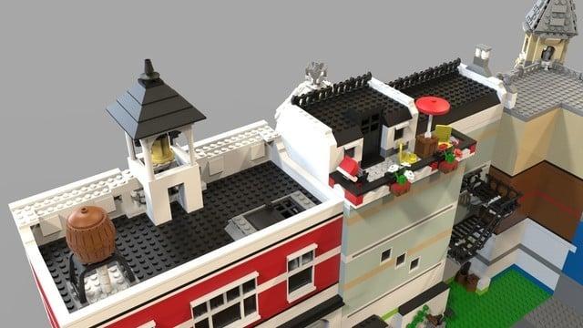 The New LEGO AR Studio App Uses Apple's ARKit, Set to Launch Soon