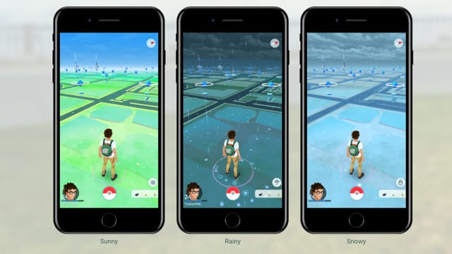 Pokémon Go Adds Dynamic Weather, 50 New Pokémon to Catch