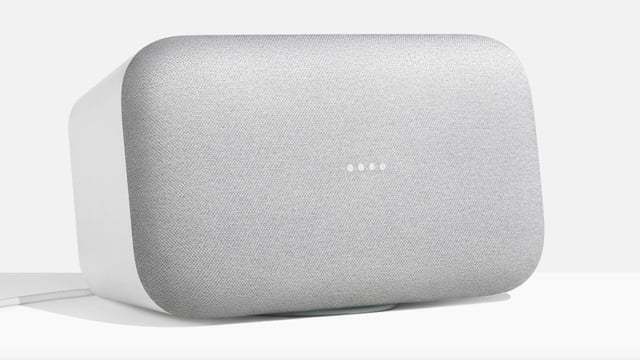 Google's Home Max Wireless Speaker is Now On Sale