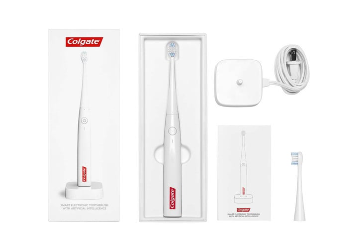 The Smart Toothbrush is available on Apple's site or at local Apple Stores.