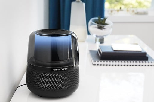 Looks Aside, Harman's Allure Alexa Speaker Packs a Punch