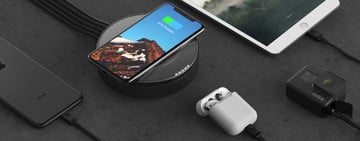 Nomad Announces Wireless Charging Hub With Four USB Ports, Fast Charging