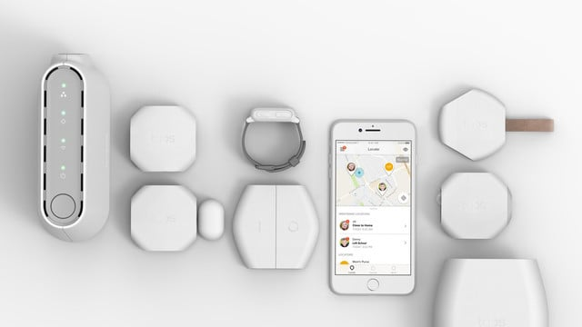 Tabs Is an All-In-One Locator and Smart Solution for Your Home