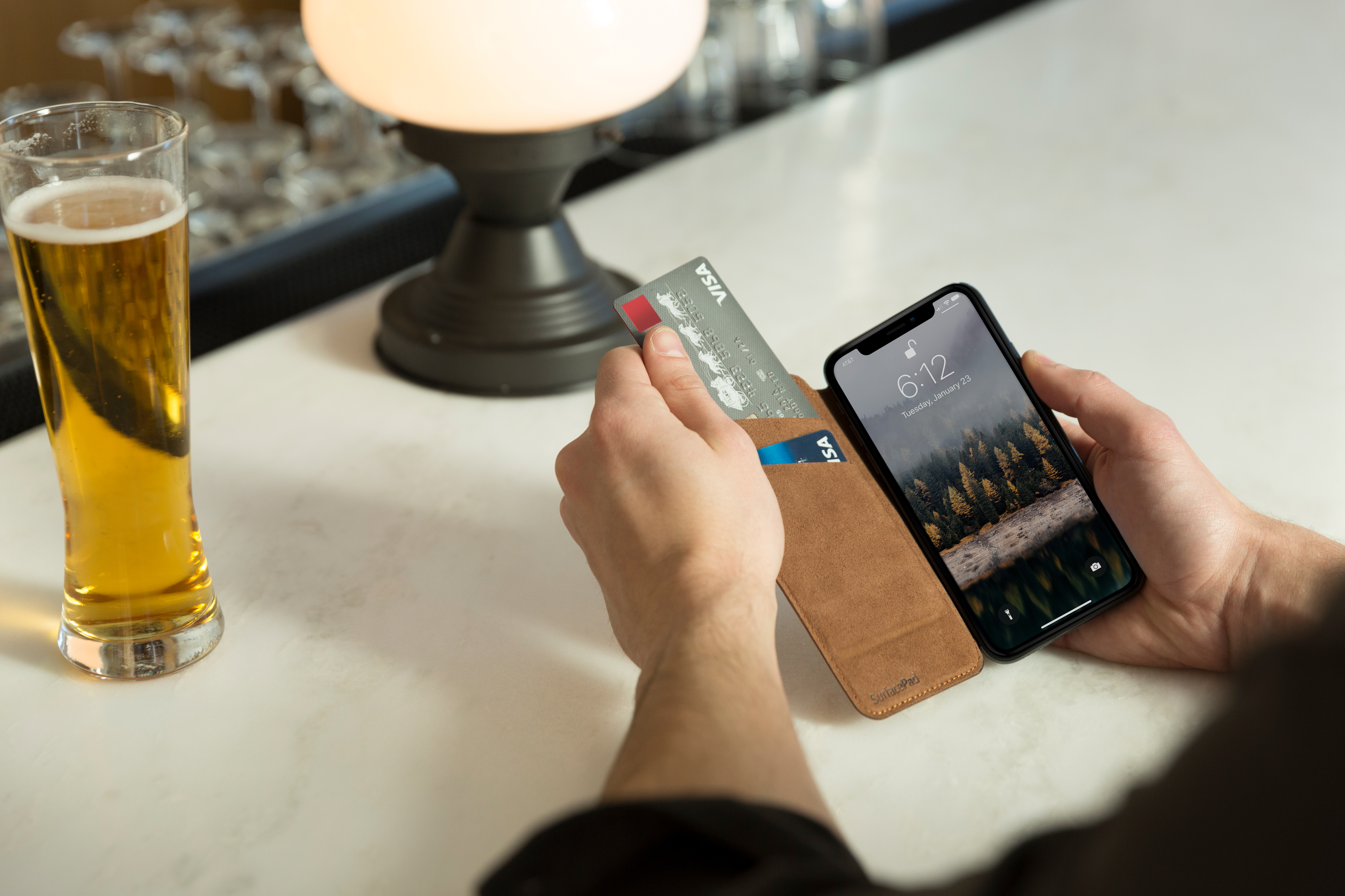 Twelve South Unveils SurfacePad for the iPhone X