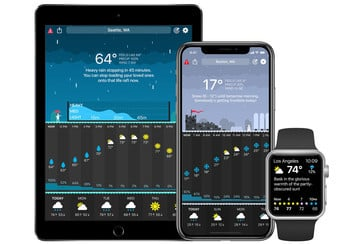 Carrot Weather Celebrates Valentine's Day With a New Update