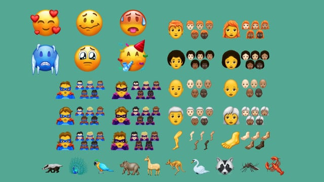 More Than 100 New Emoji Should be Arriving on iOS Devices in 2018