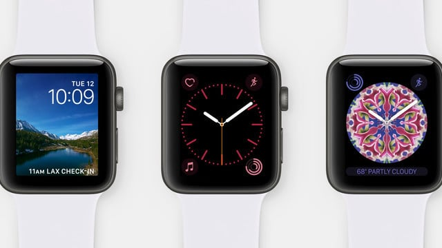 Customizing an Apple Watch Face With Your iPhone