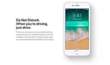 Insurance Company Says iPhone Do Not Disturb While Driving Feature is Helping