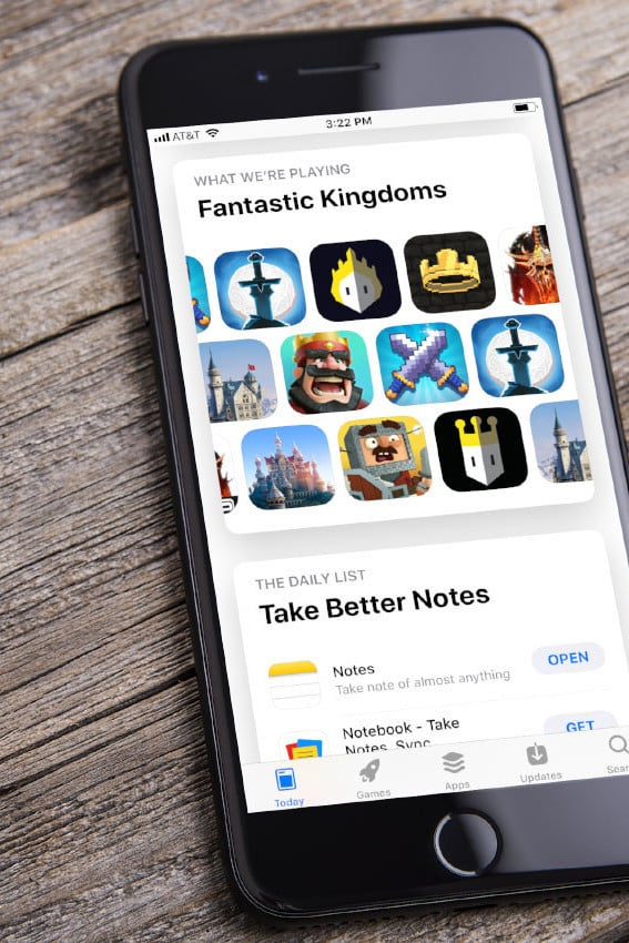 Being Featured in the App Store Can Increase Downloads by As Much As 800 Percent