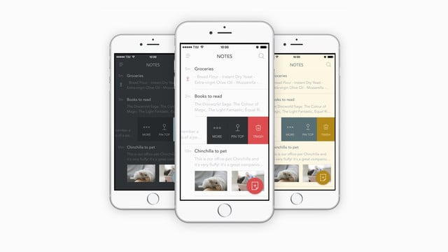 Bear Writing and Note-Taking App Adds Custom Tag Icons, Archive Function and More