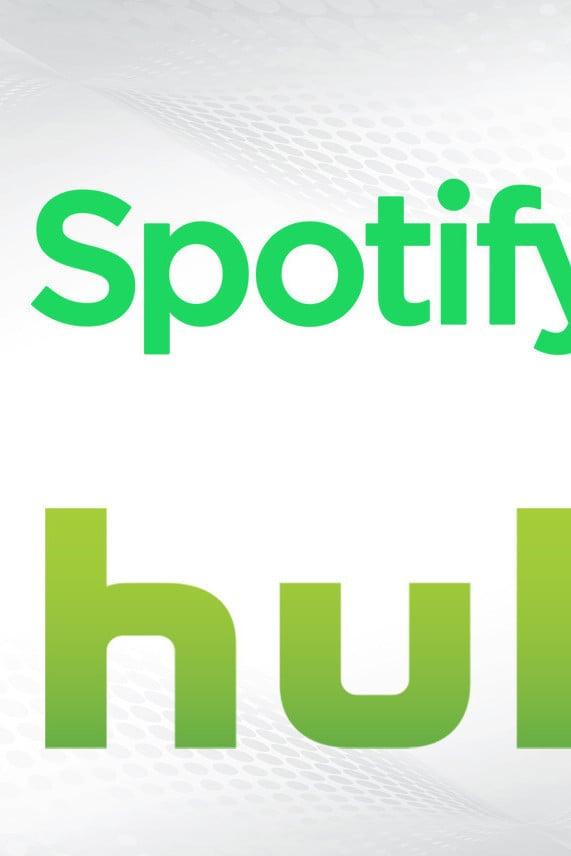 A New Money-Saving Spotify-Hulu Bundle Announced