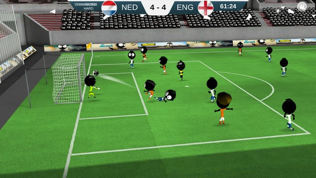 Live Out Your World Cup Fantasy in Stickman Soccer 2018