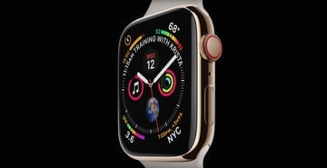 Apple Watch Series 4 Arrives With Larger Display, New Heart Health Features