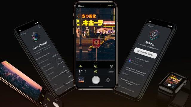 Halide Camera Update Brings a Revamped Landscape UI, Siri Shortcuts and More