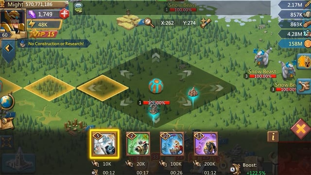 Lords Mobile Gets a Big Update With a New Kingdom Gazette and More