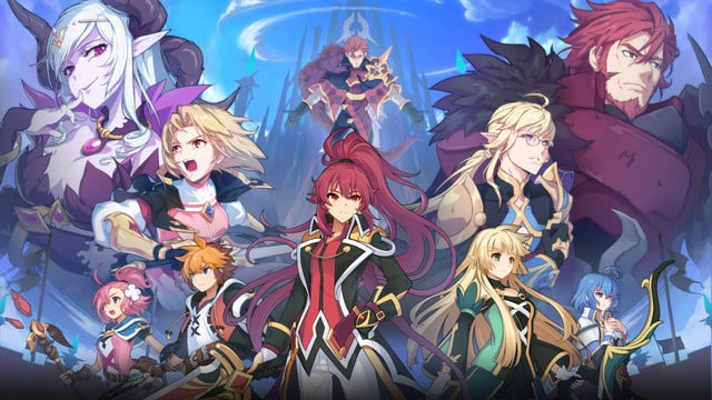 GrandChase is Back as an Exclusive Strategy MMORPG for Mobile