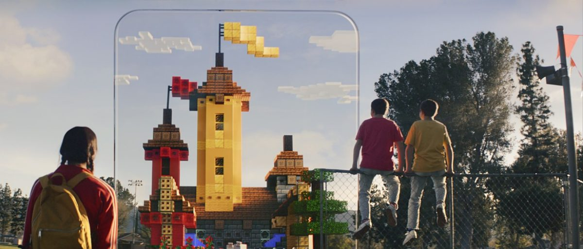photo of Minecraft Earth Brings Augmented Reality to the Popular Block-Building World image