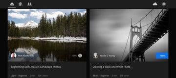 Adobe Lightroom Update Features Interactive Tutorials and More