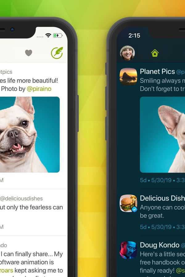 Twitterrific 6 Arrives With Autoplaying Media in a Timeline, New Themes and More