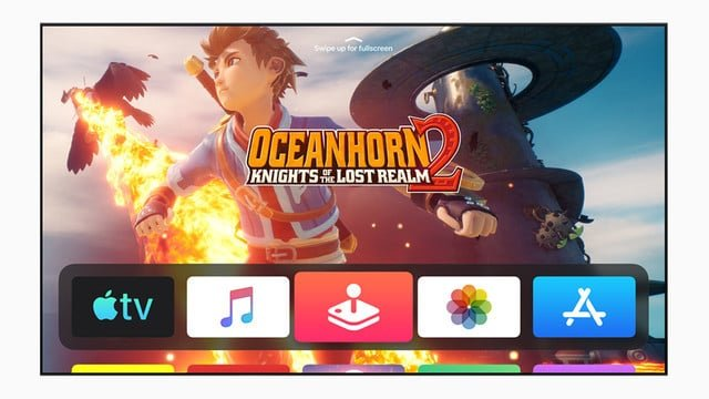 tvOS 13 is Here With Apple Arcade, Multi-User Support and More