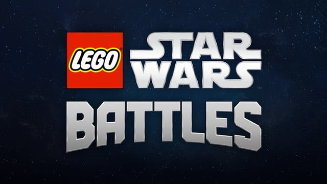 LEGO Star Wars Battles Will Land on the App Store Next Year