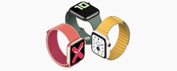 Apple Watch Series 5 Features an Always-On Display