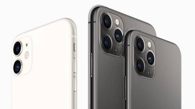 The iPhone 11 Versus iPhone 11 Pro