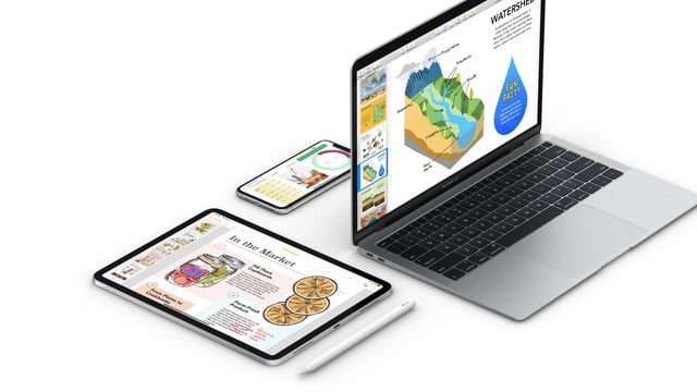 Apple's iWork Suite Updated For iOS 13, iPadOS 13