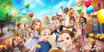 Mini Life is a Huge Life Sim with 3,000 Fashion Items and 20 Billion Avatar Customizations