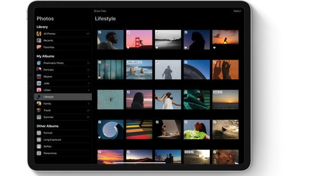 Pixelmator Photo Receives Big Update With Photo Library Integration and More