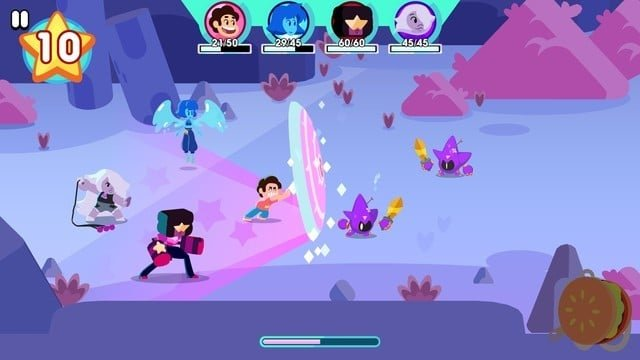 Steven Universe Lands on Apple Arcade With Unleash the Light