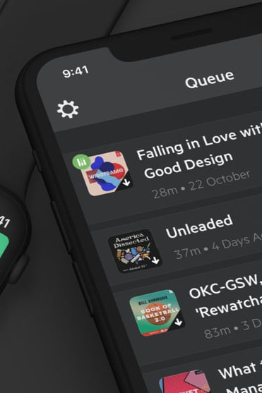 Podcast App Castro Updated With Apple Watch Sync, Streaming