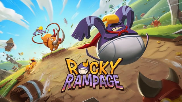 4 Reasons Why You Need to Pre-Order Rocky Rampage: Wreck 'em Up