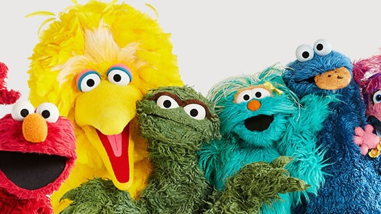 Sesame Workshop Makes More Than 110 eBooks Free on Apple Books, Other Platforms
