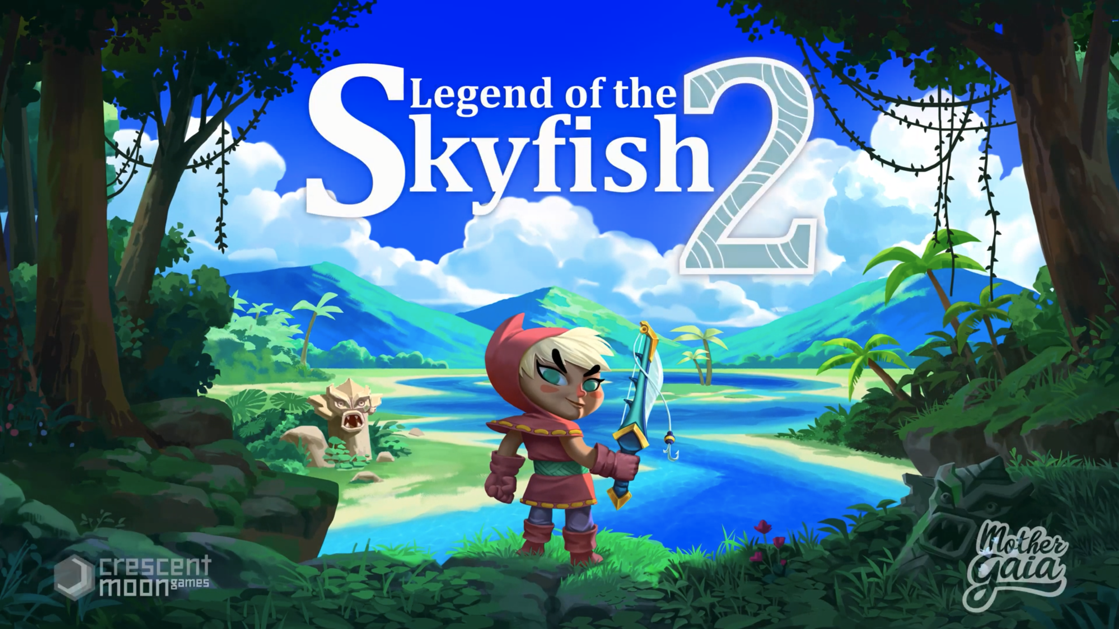 Sink Your Hook Into the Latest Apple Arcade Game, Legend of the Skyfish 2