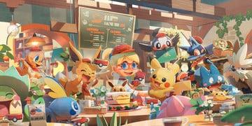 Pokémon Café Mix Arrives Next Week on the App Store